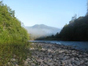 Elwha River, WA