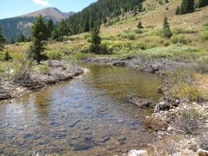 Lost Man Creek, CO